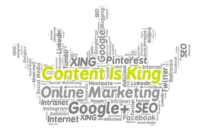 Content Marketing – für viele ein Buch mit sieben Siegeln
