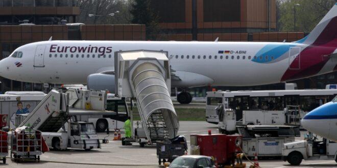 Deutscher Reiseverband beklagt Flugverspätungen bei Eurowings 660x330 - Deutscher Reiseverband beklagt Flugverspätungen bei Eurowings