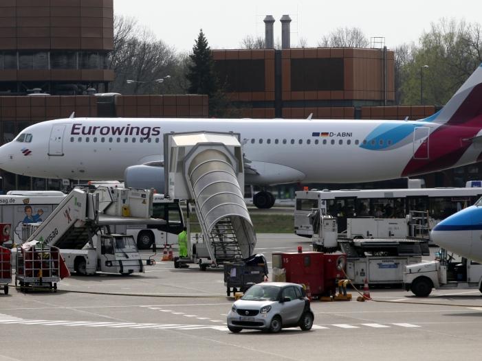 Deutscher Reiseverband beklagt Flugverspätungen bei Eurowings