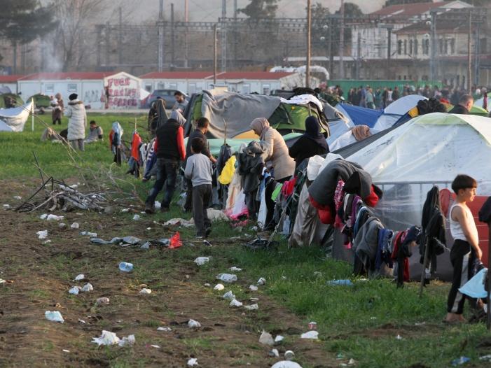 Bild von Georgien will keine Flüchtlingszentren für die EU