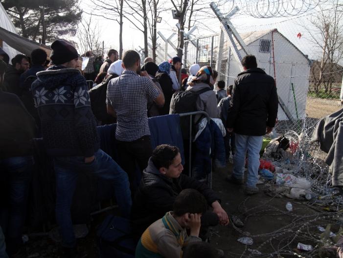 Bild von Grüne kritisieren Asylpaket scharf