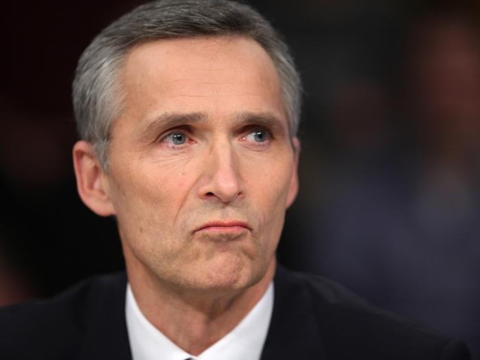 Nato Gipfel beginnt in Brüssel - Nato-Gipfel beginnt in Brüssel
