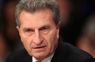 """Oettinger Trump äußert sich falsch und irreführend 310x205 - Oettinger: Trump äußert sich """"falsch und irreführend"""""""