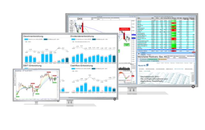 Bild von TAI-PAN Börsensoftware – der Weg zum Trading-Erfolg