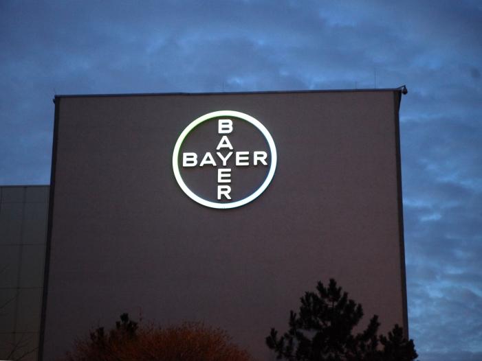 Bild von Bayer-Chef Baumann kritisiert Urteil im Glyphosat-Prozess