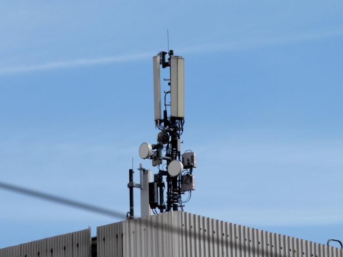 Bild von Elf Prozent des Bundesgebietes ohne UMTS und LTE