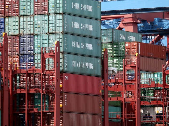 Bild von IWF gibt Deutschland Mitschuld an Handelskonflikten