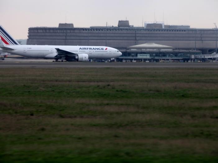 Nach British Airways und KLM Air France stoppt Flüge in den Iran - Nach British Airways und KLM: Air France stoppt Flüge in den Iran