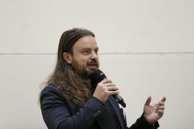 NikolasSamios - Nikolas Samios: Der persönliche Austausch ist unersetzbar