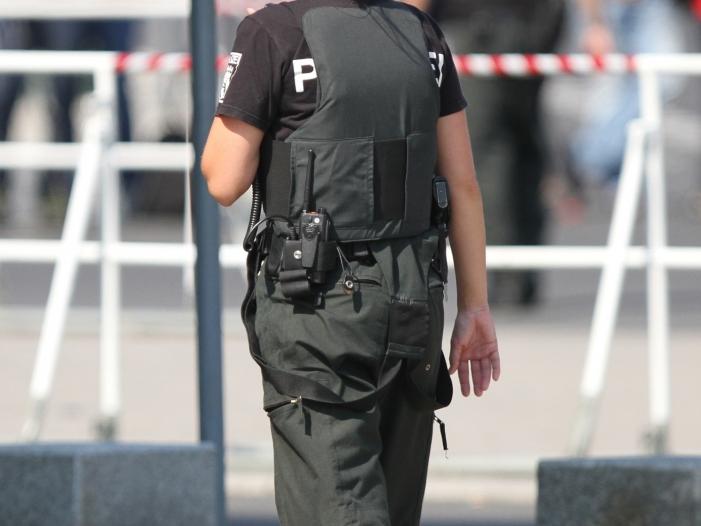 Bild von Polizei-Großeinsatz gegen Clankriminalität in Berlin