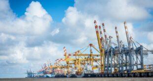 Container Terminal Bremerhaven 310x165 - Erfolgsgeschichte Container-Terminal Bremerhaven
