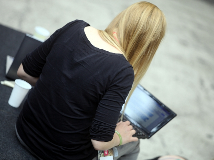 Firmen selten in sozialen Netzwerken auf Personalsuche - Firmen selten in sozialen Netzwerken auf Personalsuche