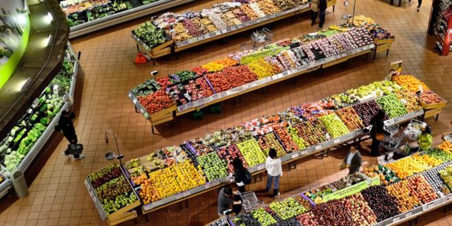 Lebensmittelgeschaeft 660x330 - Datenlogger – Visualisierung, Überwachung und Datenspeicherung