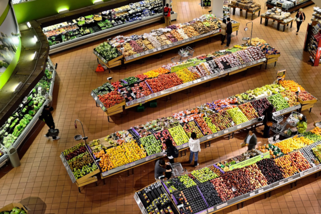 Lebensmittelgeschaeft - Datenlogger – Visualisierung, Überwachung und Datenspeicherung