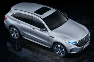 Mercedes Elektro SUV 310x205 - Angriff auf Tesla, Kommentar zu Daimler von Isabel Gomez