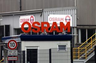"""Osram sieht ganze Weltkonjunktur in Gefahr 310x205 - Osram sieht """"ganze Weltkonjunktur in Gefahr"""""""
