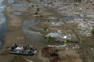 Tsunami 310x205 - GFZ weist Kritik an Tsunami-Frühwarnsystem zurück