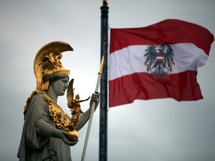 Bild von Österreich wendet sich von UN-Migrationspakt ab