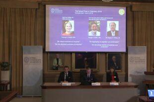Chemie Nobelpreis geht an Enzym und Antikörperforscher 310x205 - Chemie-Nobelpreis 2018 geht an Enzym- und Antikörperforscher