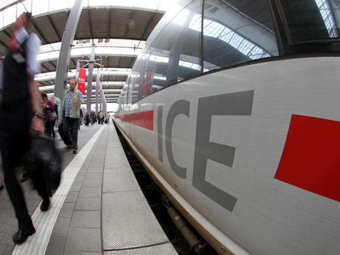 Photo of ICE-Strecke Köln-Frankfurt wieder teilweise befahrbar