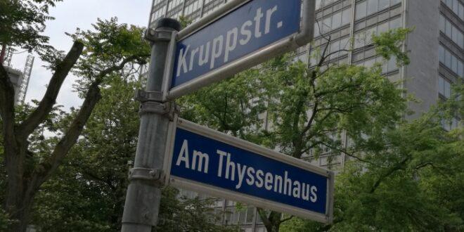 Thyssenkrupp Investor unterstützt geplante Teilung des Konzerns 660x330 - Thyssenkrupp-Investor unterstützt geplante Teilung des Konzerns
