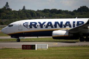 Ufo Chef warnt vor Pleite von Ryanair 310x205 - Ufo-Chef warnt vor Pleite von Ryanair