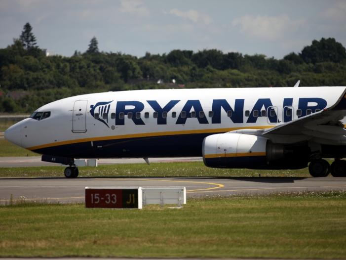 Bild von Ufo-Chef warnt vor Pleite von Ryanair