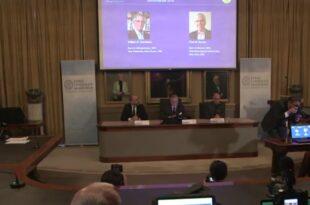 """Wirtschaftsnobelpreis geht an US Ökonomen Nordhaus und Romer 310x205 - IW begrüßt Auswahl für Wirtschaftsnobelpreis als """"wichtiges Signal"""""""