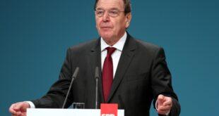 Altkanzler Schröder fordert Kurswechsel der SPD 310x165 - Altkanzler Schröder fordert Kurswechsel der SPD