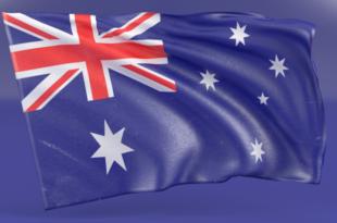 Australien Flagge 310x205 - Working Holiday Visum: Work and Travel in Australien