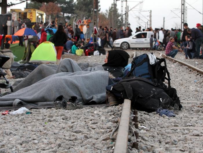 Bild von Bundesregierung: Weniger illegale Migranten kommen nach Europa