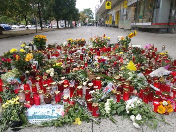 Bild von Chemnitzer Migrationsbeirat: Merkel-Besuch kommt zu spät