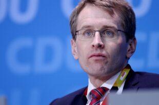 Günther CDU muss Kurs der Mitte fortsetzen 310x205 - Günther: CDU muss Kurs der Mitte fortsetzen