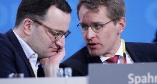 Günther kritisiert Spahns Bewerbung um CDU Vorsitz 310x165 - Günther kritisiert Spahns Bewerbung um CDU-Vorsitz
