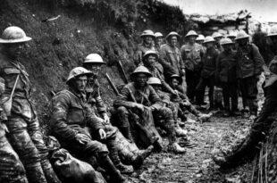 Historikerin Kerkhof Narben des Ersten Weltkriegs weiter sichtbar 310x205 - Historikerin Kerkhof: Narben des Ersten Weltkriegs weiter sichtbar