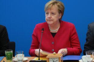 Infratest Wieder knappe Mehrheit für volle Amtszeit von Merkel 310x205 - Infratest: Wieder knappe Mehrheit für volle Amtszeit von Merkel
