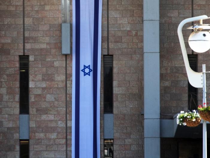 Bild von Israels Verteidigungsminister tritt zurück