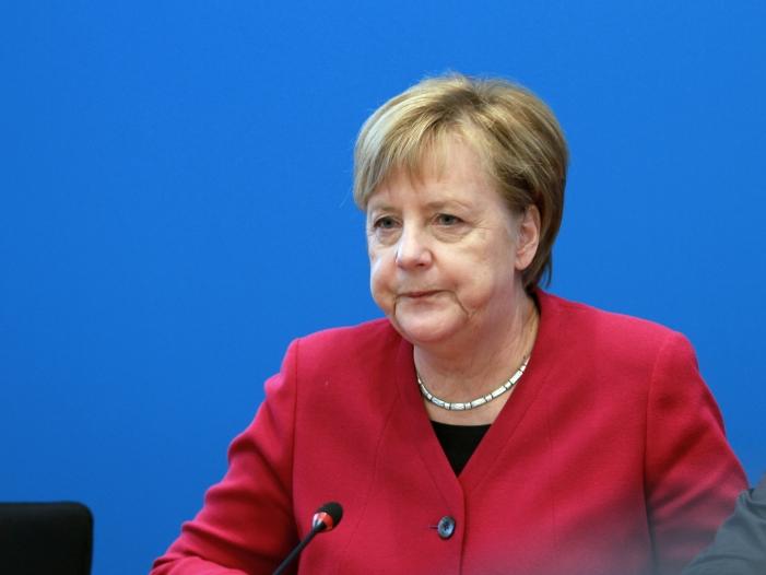 Klitschko warnt vor Rückzug Merkels - Klitschko warnt vor Rückzug Merkels