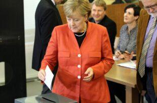 """Merkel Frauenwahlrecht war fundamentale politische Entscheidung 310x205 - Merkel: Frauenwahlrecht war """"fundamentale politische Entscheidung"""""""