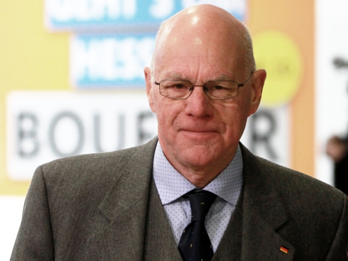 "Photo of Norbert Lammert gegen ""Konrads Erben"""