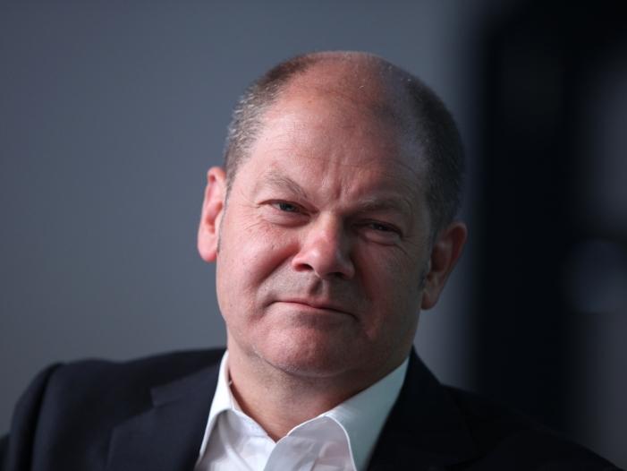 Scholz will Anzeigepflicht für Steuergestaltungen einführen - Scholz will Anzeigepflicht für Steuergestaltungen einführen