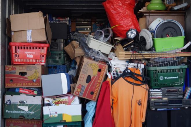 Self Storage - Self Storage: Persönliche Gegenstände sicher einlagern