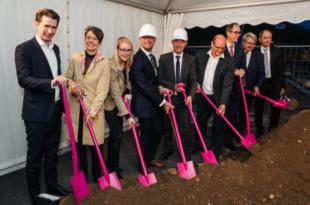 Spatenstich Infineon 310x205 - Villach: Infineon investiert 1,6 Milliarden Euro