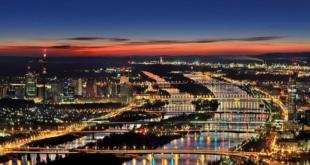 Wien bei Nacht 310x165 - Umzug von Deutschland nach Österreich: Das ist zu beachten