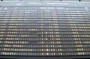 2018 wieder deutlich mehr Tote bei Flugzeugabstürzen 310x205 - Flughafenverband: Etwa 220.000 Passagiere von Streiks betroffen