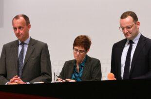 AKK plädiert vor CDU Parteitag für fairen Umgang 310x205 - AKK plädiert vor CDU-Parteitag für fairen Umgang