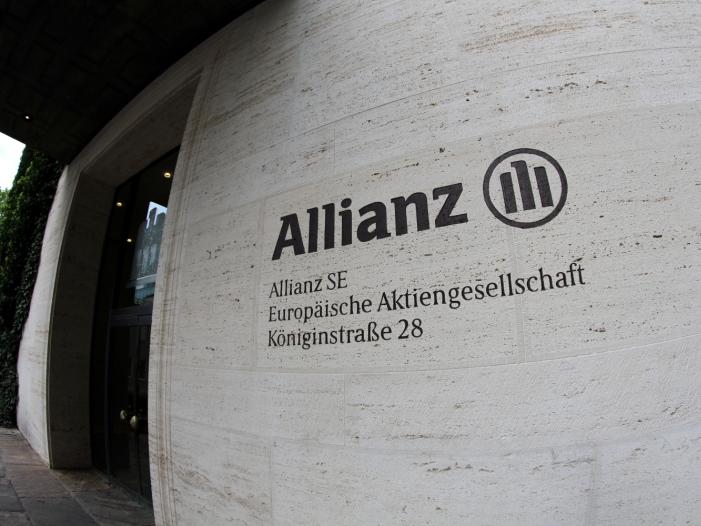 Allianz Chef will Freihandels Beschränkung - Allianz-Chef beurteilt Weltwirtschaft pessimistisch