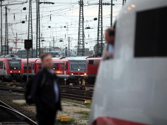 Photo of Bahn-Vize-Aufsichtsratschef Kirchner sieht Konzern in Dauerkrise
