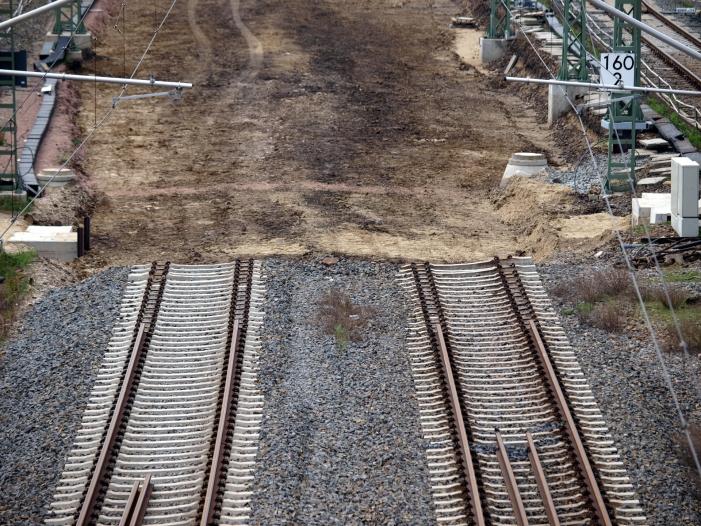 Bahn legt über 5.400 Kilometer Streckennetz still - Bahn legt über 5.400 Kilometer Streckennetz still