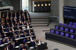 Bundestagsvize Wahl AfD Kandidatin im zweiten Wahlgang gescheitert 310x205 - Bundestagsvize-Wahl: AfD-Kandidatin im zweiten Wahlgang gescheitert